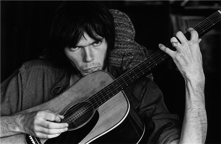 Neil Young, Studio City, CA, 1970