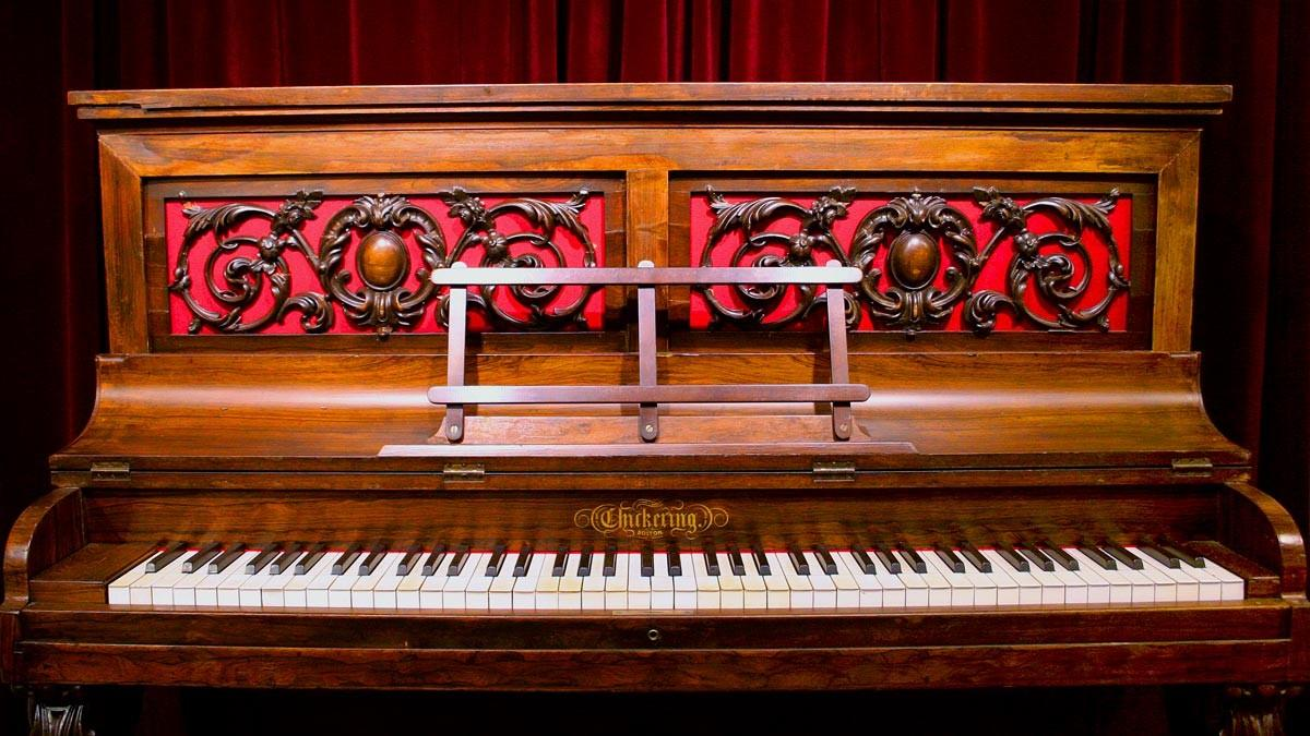 Unseen Artists: Sights & Insights from the Piano Technicians Guild