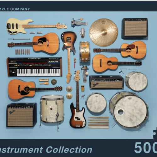 Puzzle - Instrument Collection