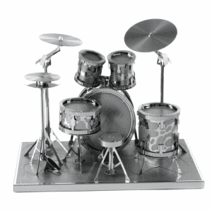 Metal Earth Kit - Drum Set