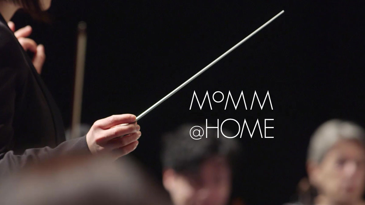 MoMM@Home: Conductor's Notes with Alyze Dreiling