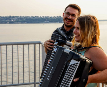 MoMM@Home: The Accordion with Jamie Maschler and Gabe Hall-Rodrigues Artist Photo