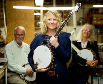 MoMM@Home: A Brief History of The Deering Banjo Company with The Deerings Artist Photo
