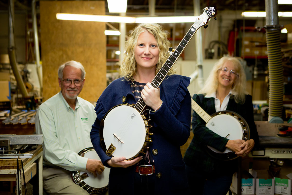 MoMM@Home: A Brief History of The Deering Banjo Company with The Deerings