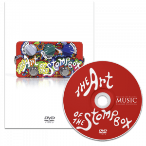 Art of the Stompbox DVD