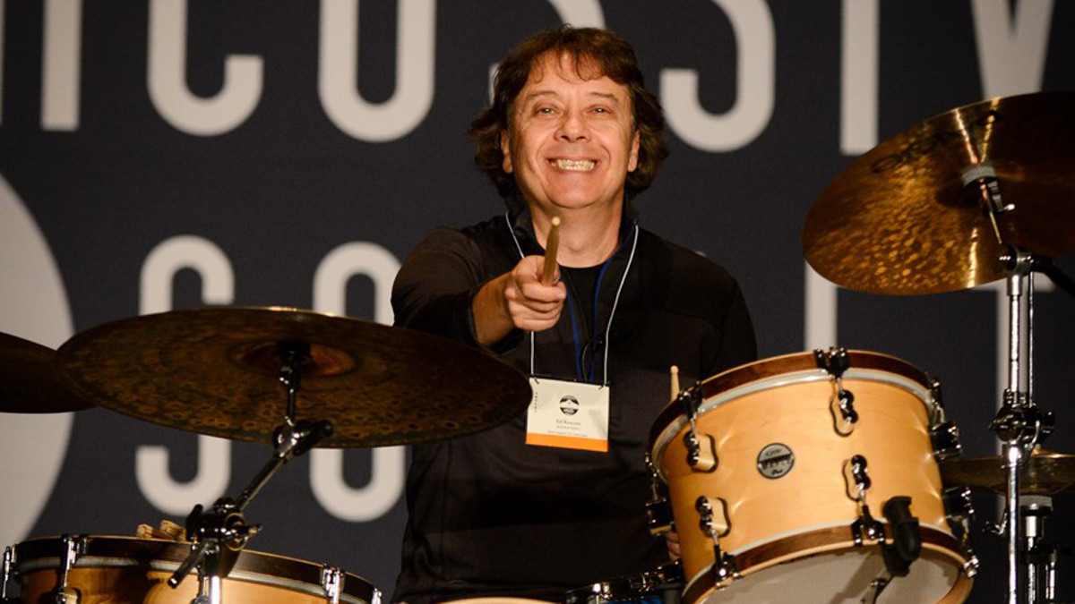 February 26 @ 2:00 PM (PDT)   MoMM@Home: Ed Roscetti - Drum & Percussion Clinician