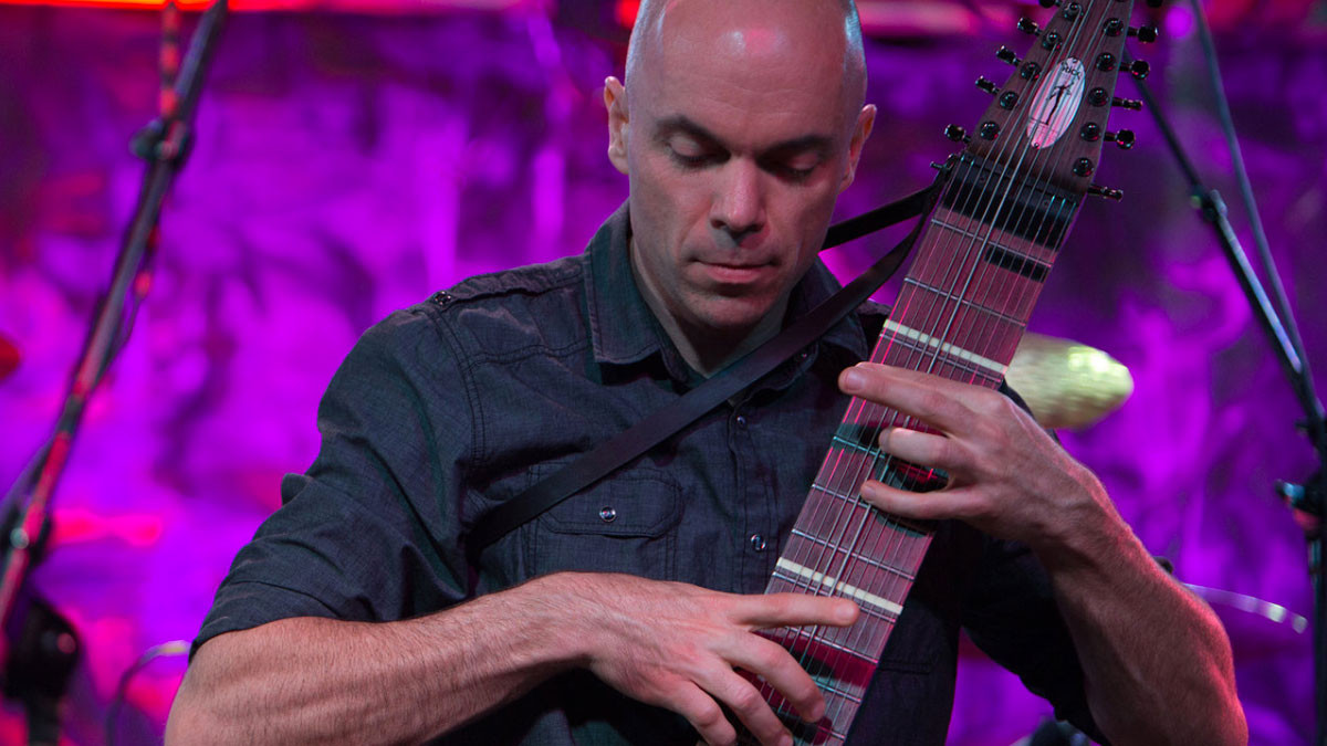 MoMM@Home: The Chapman Stick with Tom Griesgraber