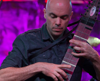 MoMM@Home: The Chapman Stick with Tom Griesgraber Artist Photo
