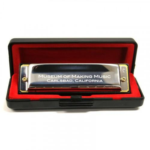 Museum of Making Music Harmonica