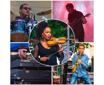 The Lao Tizer Band featuring Eric Marienthal & Karen Briggs