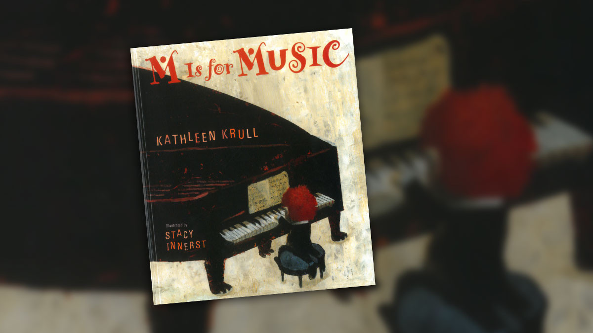 "MoMM@Home: Musical Storytime ""M is for Music"" with Author Kathleen Krull"