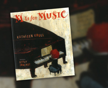 "MoMM@Home: Musical Storytime ""M is for Music"" with Author Kathleen Krull Artist Photo"