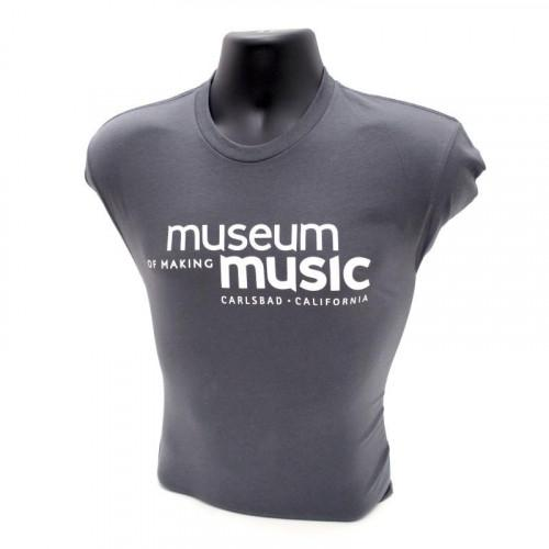 Museum of Making Music Logo T-Shirt