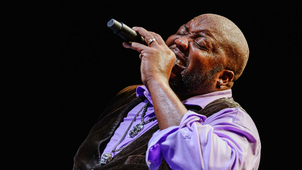 April 30 @ 11:00 AM (PDT)   MoMM@Home: Sugaray Rayford - Singing The Blues For You